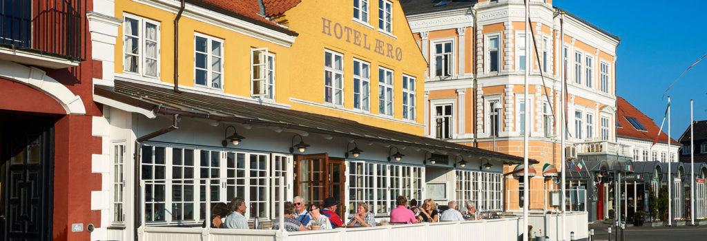hotel i svendborg havn